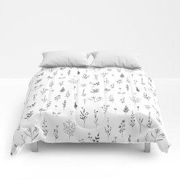 Wildflowers Comforters