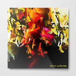 Angst of the Orange Clown JVO2020 Metal Print