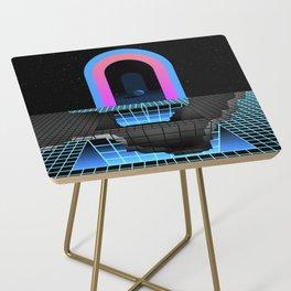 DÉTRUIT 1984 Side Table