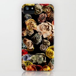 The World From A Different Angle iPhone Case