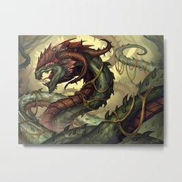 Thorn Metal Print