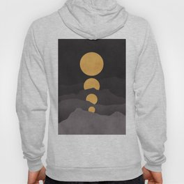 Rise of the golden moon Hoody