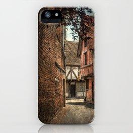 Medieval Tewkesbury iPhone Case