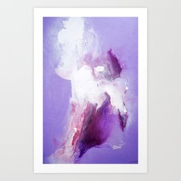 Conceptional Views III Art Print