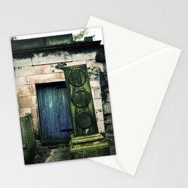In Old Calton Cemetery Stationery Cards