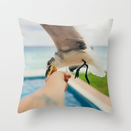 Larus Throw Pillow