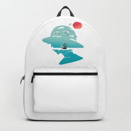 The King of Pirates Backpack
