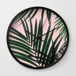 Delicate Jungle Theme Wall Clock