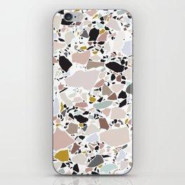 Terrazzo Pattern II. iPhone Skin