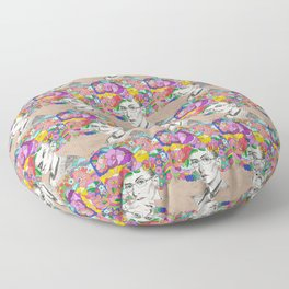 Notorious RBG Floor Pillow