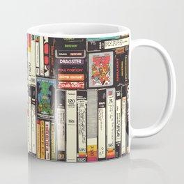Cassettes, VHS & Games Kaffeebecher