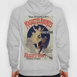Vintage poster - Alcazar d'Hiver Hoody