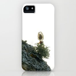 Leafy Love iPhone Case