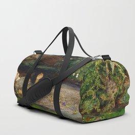 Ophelia, John Everett Millais Duffle Bag
