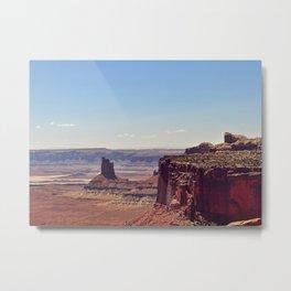 Canyonlands National Park, Utah Metal Print