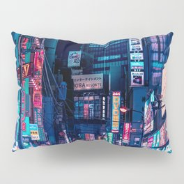 Daydreaming of Tokyo Pillow Sham