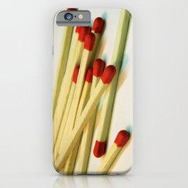 Matchpoint iPhone Case