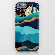 Indigo Desert Night iPhone 6s Slim Case