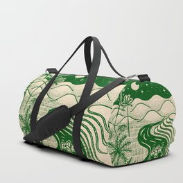 Memories of the Philippines Duffle Bag