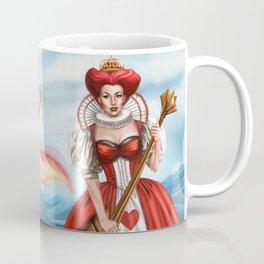 Steampunk Gothic Lolita Alice Croquet Coffee Mug