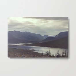 Highlands  Metal Print
