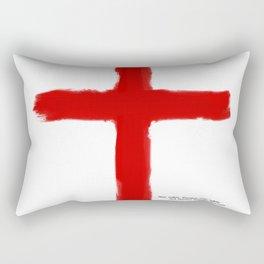The Crusades - Temple Knights Rectangular Pillow