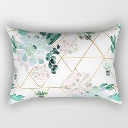 Succulove Rectangular Pillow