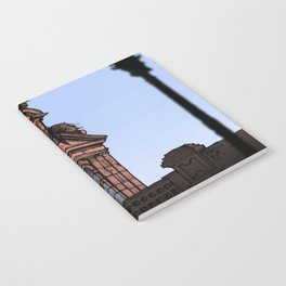 Bell Gable (color) Notebook