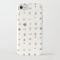 butts iPhone 7 Slim Case