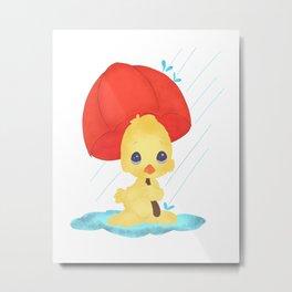 April Showers... Metal Print