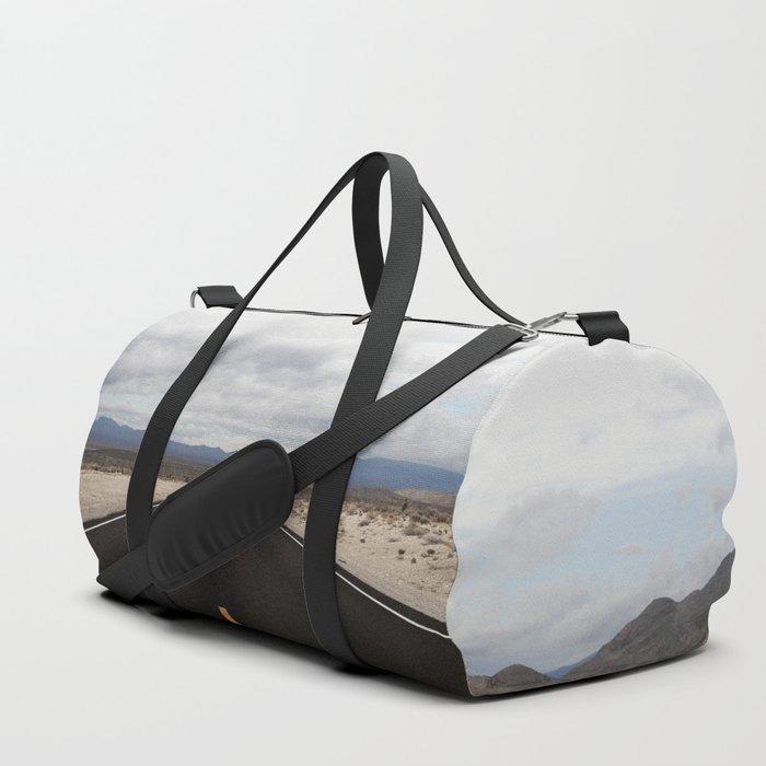 Roadtrips are always a good idea Duffle Bag