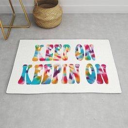 Keep On Keepin' On Rug