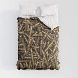 Rifle bullets Comforters