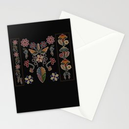 Lenape Bandolier 1860 Stationery Cards