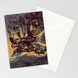 """"""" The Hunt """" Stationery Cards"""