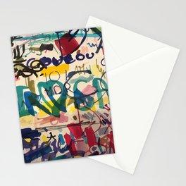 Urban Graffiti Paper Street Art Stationery Cards