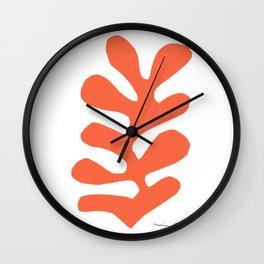 Henri Matisse, Papiers Découpés (Cut Out Papers) 1952 Artwork Wall Clock