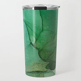 Tropical island Travel Mug