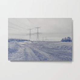 Distance Metal Print