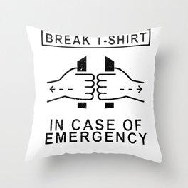Superhero Sexy Single off Flirt gift Throw Pillow