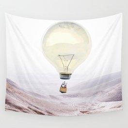 Bright Idea Wall Tapestry