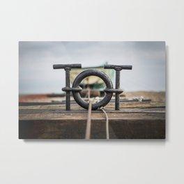 TOT Metal Print