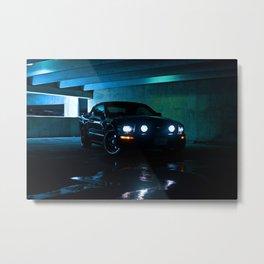 2006 Mustang - Photo Metal Print
