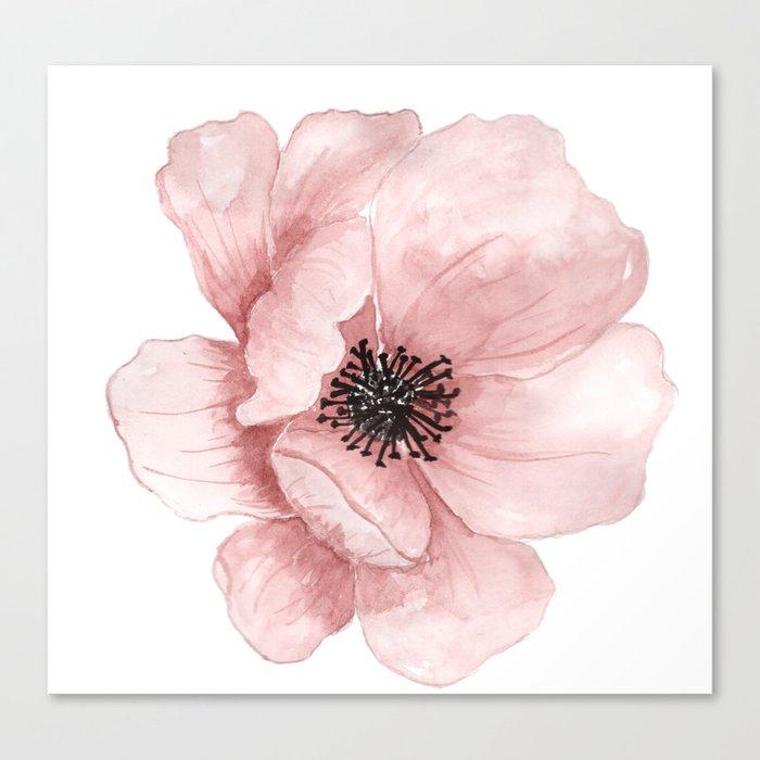 Flower 21 Art Leinwanddruck