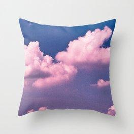 Cloud 04 Throw Pillow