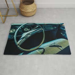 Join me for a ride Rug