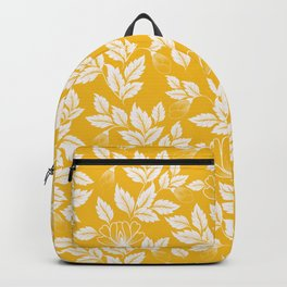 Leaves Pattern 11 Backpack