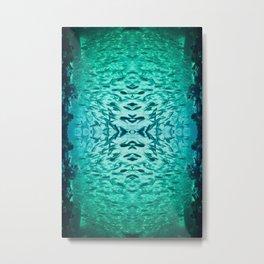 Kaleidofish Metal Print
