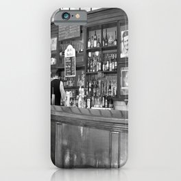 Bar in Old Havana, Cuba iPhone Case