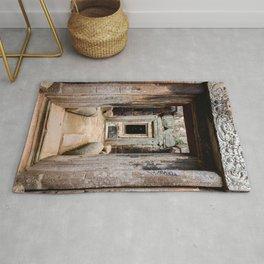 Ancient Doorway Rug